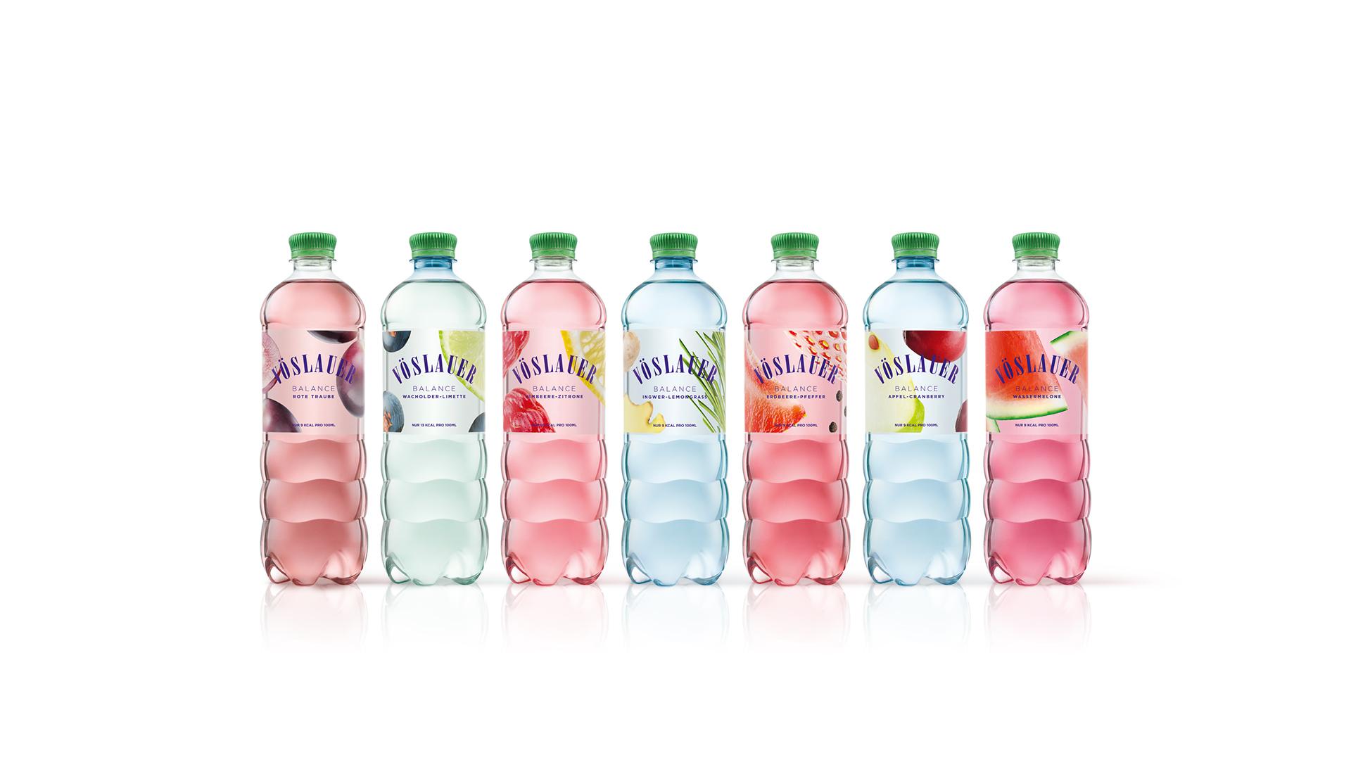 Balance-Flaschen